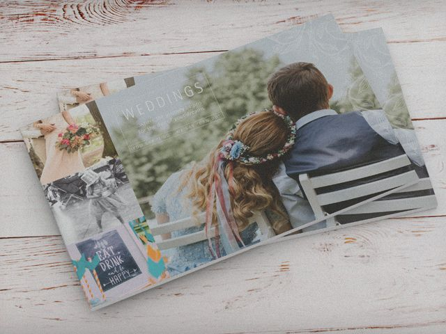 We designed and printed these stylish wedding package brochures for a large UK hotel chain, to help promote wedding packages across each of their hotels.