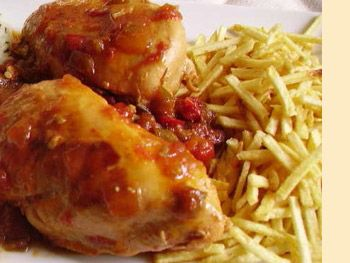 Pollo al chilindronGranada Archive - La Cocina Andaluza - page 2