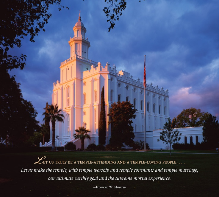 Image result for Temples are expressions of our testimony, and they represent the ultimate in our worship.