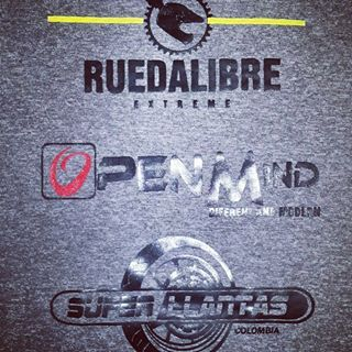 Gracias @openmindsas por este  apoyo @show_biketrial_cali #yenkobeltran @superllantascol #ruedalibreextrem #retotorredecali