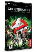 Ghostbusters The Video Game PSP -- Details can be found by clicking on the image.
