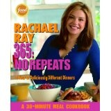 Rachael Ray 365: No Repeats--A Year of Deliciously Different Dinners (A 30-Minute Meal Cookbook) (Paperback)By Rachael Ray