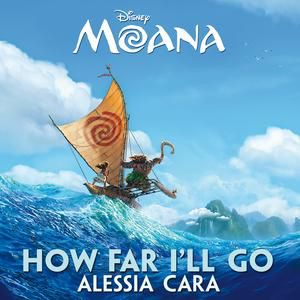 "I'm listening to ""How Far I'll Go-Alessia Cara"". Let's enjoy music on JOOX!"