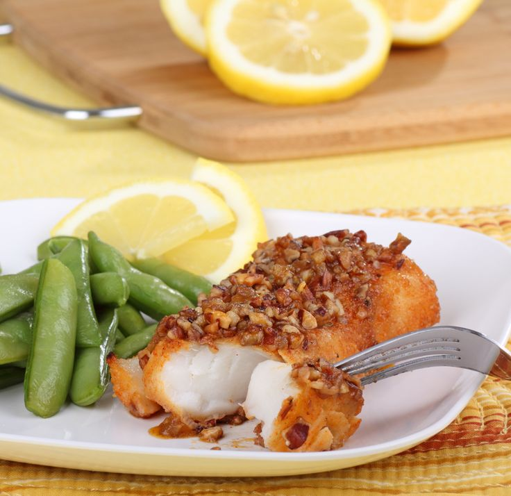 Chilean Sea Bass In Honeyed Pecan Sauce Joy Of Kosher