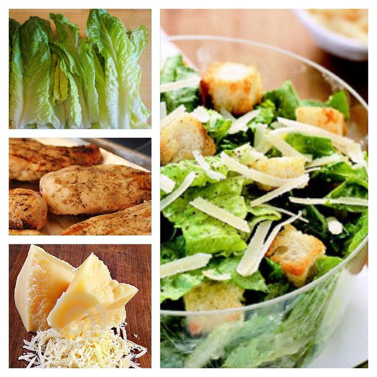 Caesar Salad | Kreamors Køkken