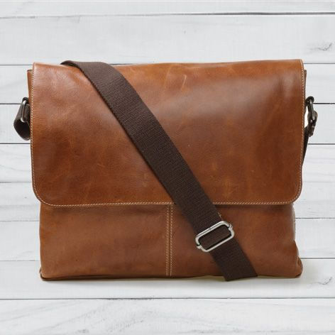 The Leather Messenger