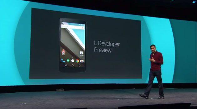 Google, Android'in yeni sürümü Android L'yi Google Geliştiriciler konferansında resmen lanse etti. Android 4.o'dan bu yana arayüzdeki en kapsamlı değişimi beraberinde getiren Android L ile birlikte Google, Android sürümlerinde kullandığı tatlı isimleri geleneğini de sonlandırmış görünüyor ...