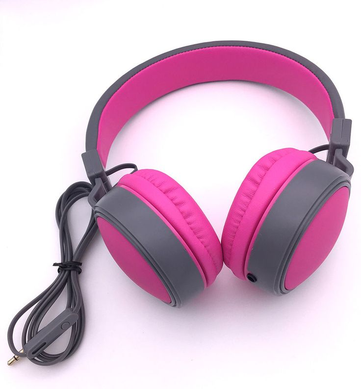Best Headphones With Mic Over ear Lightweight On-Ear Headphones Noise Cancelling