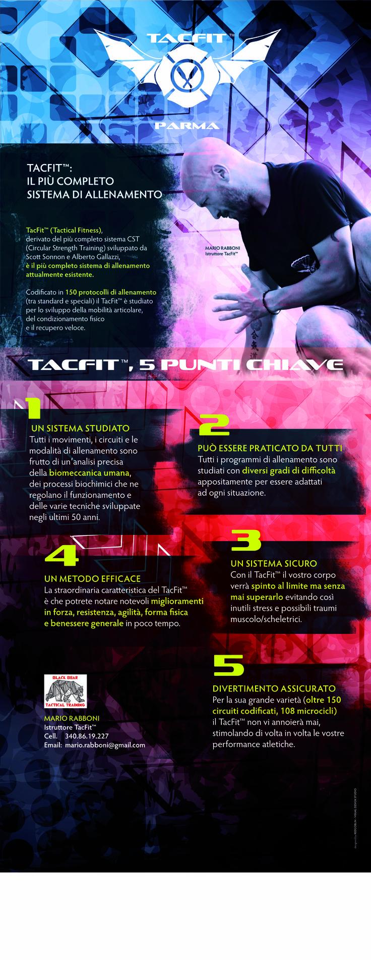 #Tacfit #Parma #Tacticalfitness