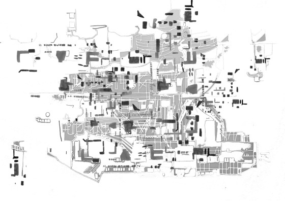 Wynyard a story of Mapping
