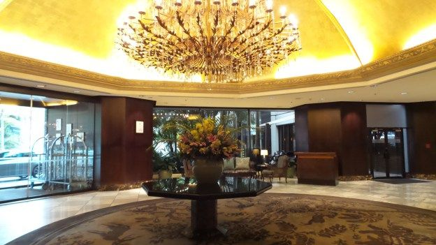 Hotel Review of the Langham Auckland Hotel in New Zealand