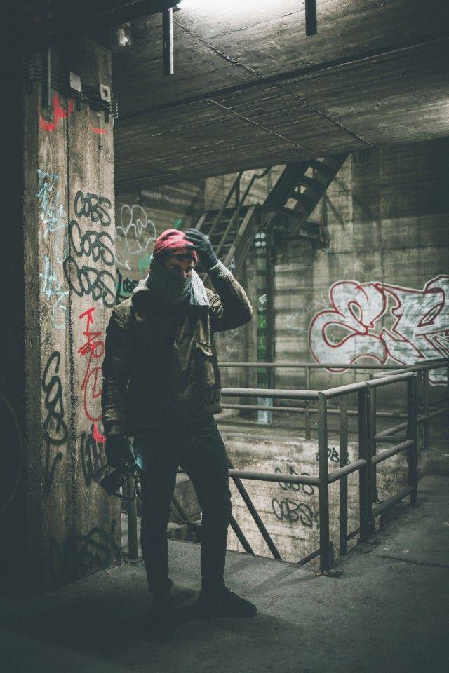Berlin underground, Jeisson Martin