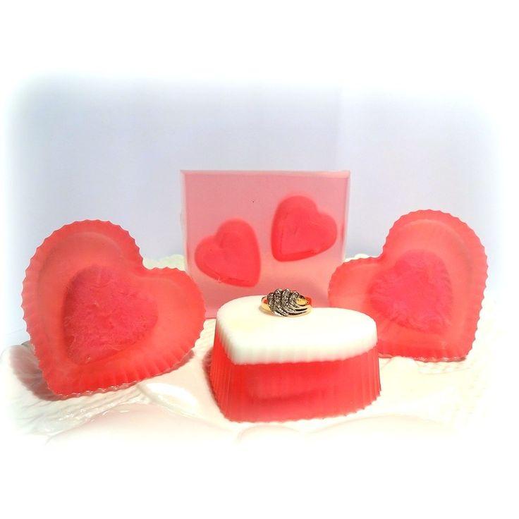 Walentynki !!! Może mydełko??