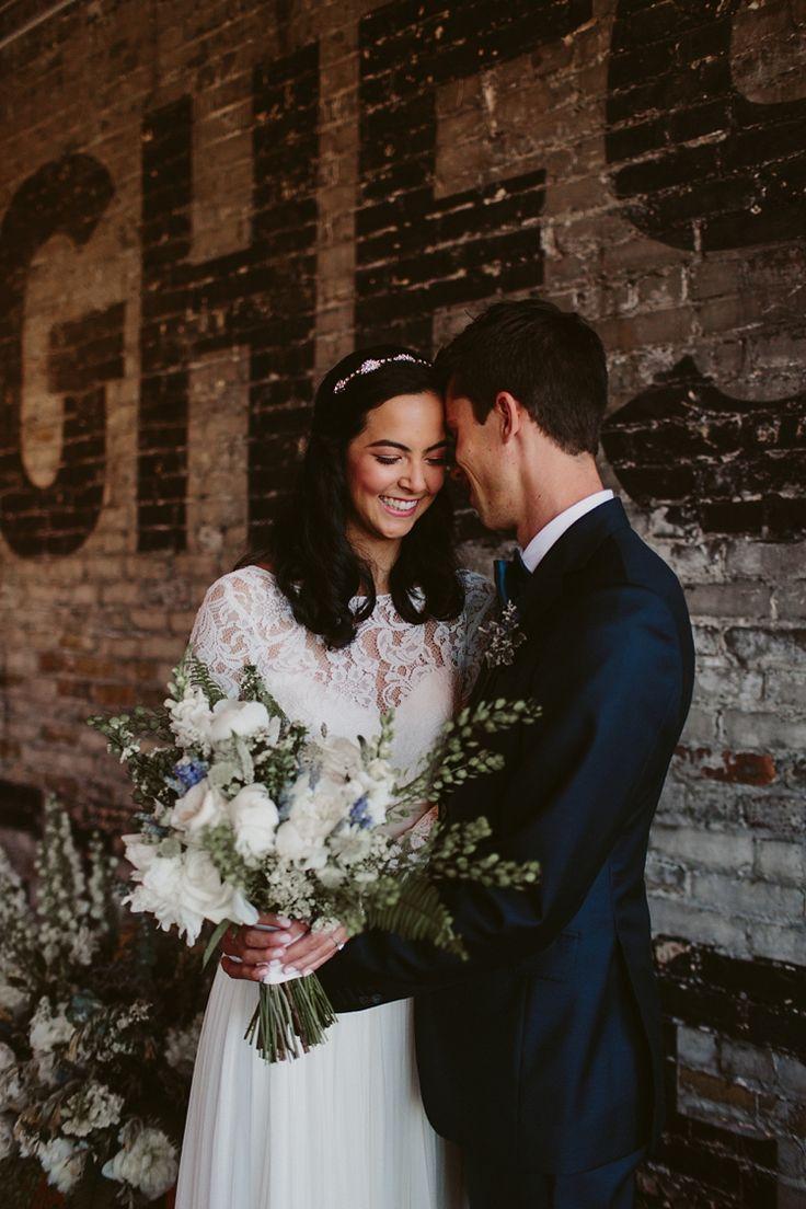 Photography: Brandon Scott | Floral: Crown Flora | Event Planner: Rebecca Chan Wedding's & Events