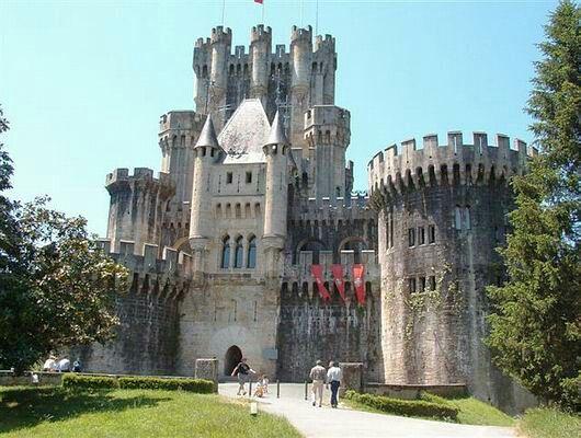 Castillo de ampudia de palencia