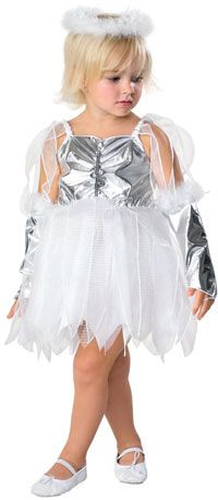 Toddler Angel Costume - Christmas Costumes - AngelCostumes.org