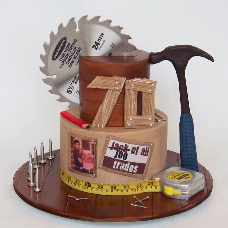 Best 25+ Tool cake ideas on Pinterest | Tool box cake, Birthday cake for papa and Cake supplies