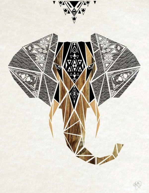 If I ever did an African themed room it would center around this.