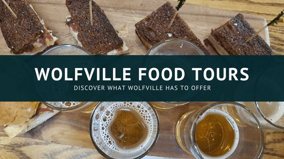 Wolfville Food Tours is an amazing way to spend an afternoon with friends by www.ValleyFamilyFun.ca