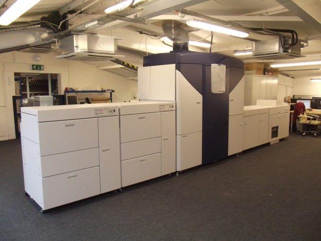 Solopress.com Press Release U2013 New Xerox IGen4 Digital Printing Press