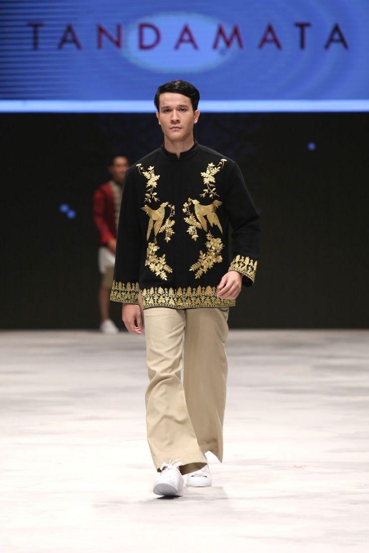 Indonesian label Tanda Mata