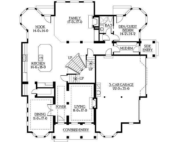 Plan 23186jd Luxurious Master Suite With Unique Bathroom
