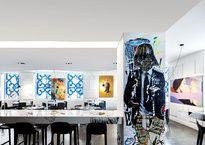 Un nuevo concepto de restaurante dentro del hotel W de Montreal que celebra la diversidad artística de la ciudad.