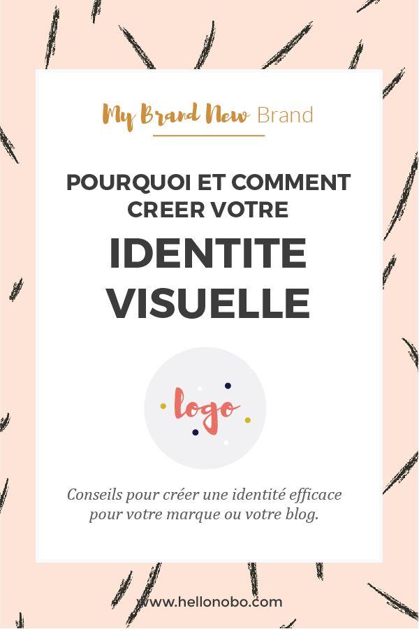 Pourquoi et comment creer une identite visuelle efficace pour votre marque ou…