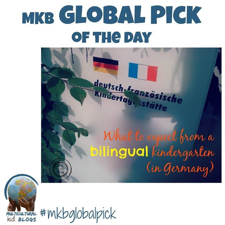 What to expect from a bilingual kindergarten (in Germany)  #mkbglobalpick