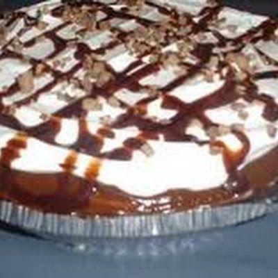 Copycat recipe: Edwards (BK) Hershey Sundae Pie Yummy