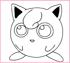 Resultado de imagen para pokemon para colorear