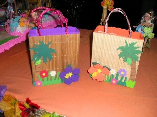 Decoracion Hawaiana Manualidades ~ dec cas  Fiesta Hawaiana  Pinterest