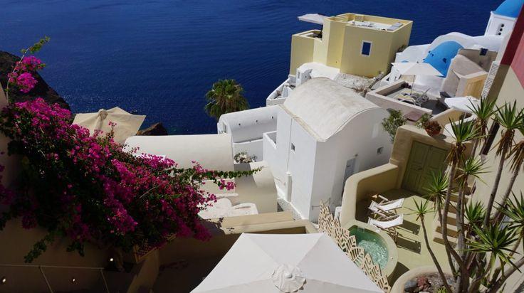 Santorini - Grecia | Impresii despre perla Greciei