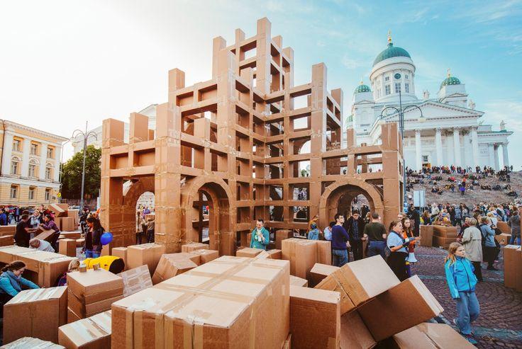 Veranstaltungen und Sehenswürdigkeiten direkt im Stadtzentrum von Helsinki,  @ Jussi Hellsten  - http://www.nordicmarketing.de/nordicproducts/