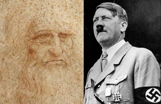 Güçlenmesini Önlemek İçin 2. Dünya Savaşı Boyunca Hitler'den Saklanan Leonardo Da Vinci Resmi