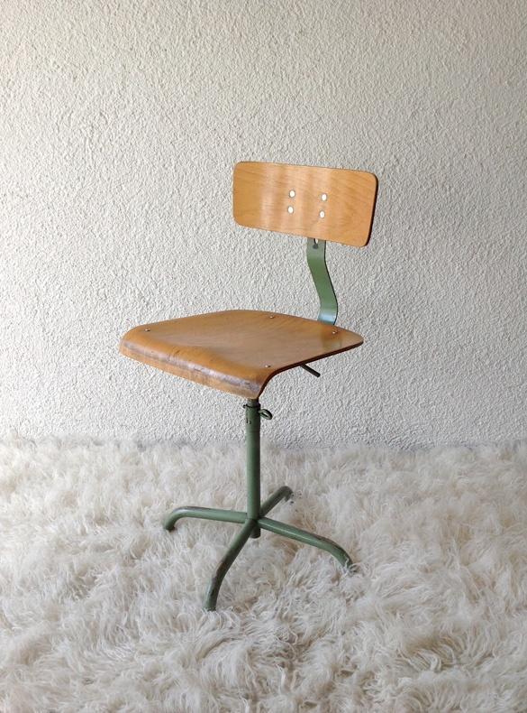 laboratory swivel chair