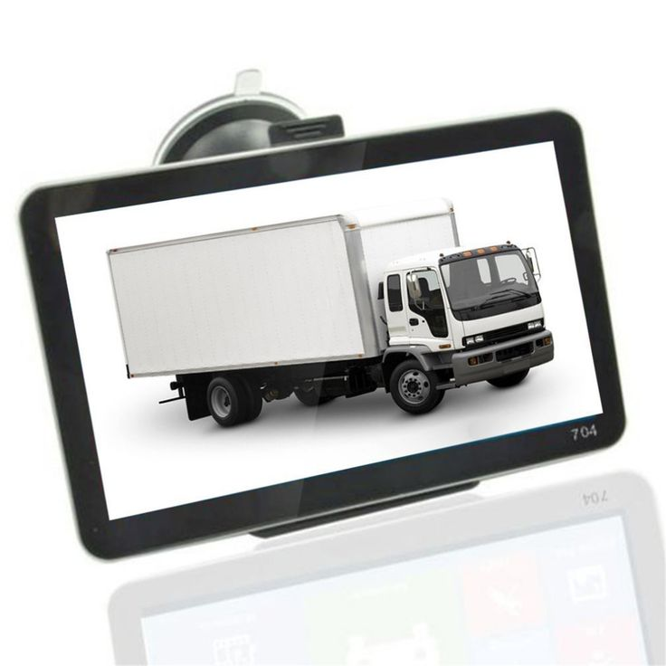7 Inch 800*480 TFT LCD Display GPS Auto Car Truck Vehicle Portable GPS Navigation Navigator SAT NAV 4GB US Map MP4/MP5 //Price: $0.00//     #shopping