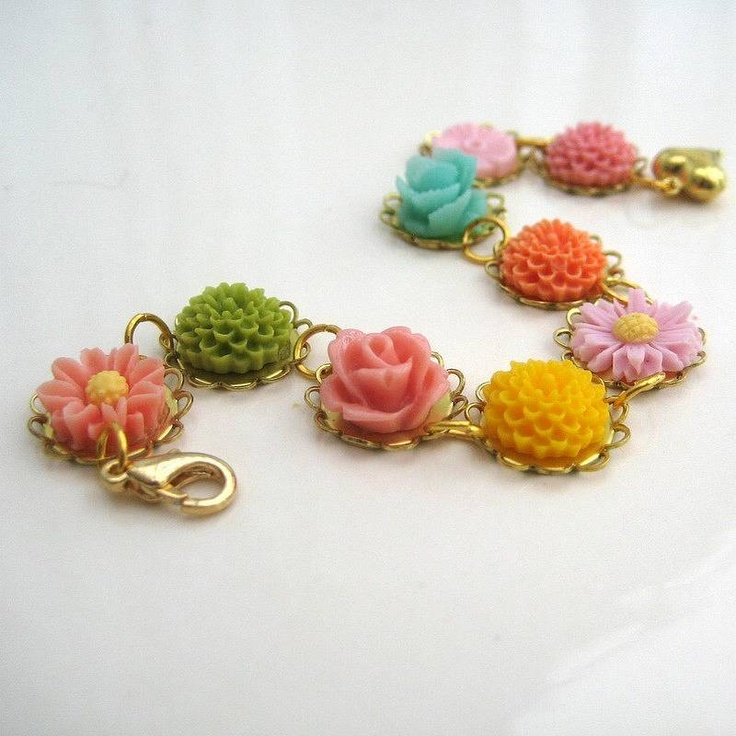 'Ring A Roses' Bracelet
