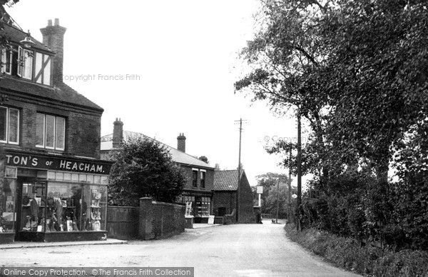 Old photo of c1955, Heacham