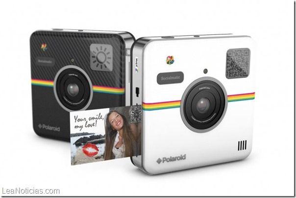 El regreso triunfal de la cámara instantánea Polaroid - http://www.leanoticias.com/2014/01/09/el-regreso-triunfal-de-la-camara-instantanea-polaroid/