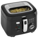 Tower T17006 2.5L Deep Fat Fryer - Black T17006 Create an array of delicious meals for all the family with this Tower 2.5L Deep Fat Fryer. It boasts 1800w power and a temperature control function of up to 190 degrees, making high quality, efficient http://www.MightGet.com/january-2017-11/tower-t17006-2-5l-deep-fat-fryer--black-t17006.asp