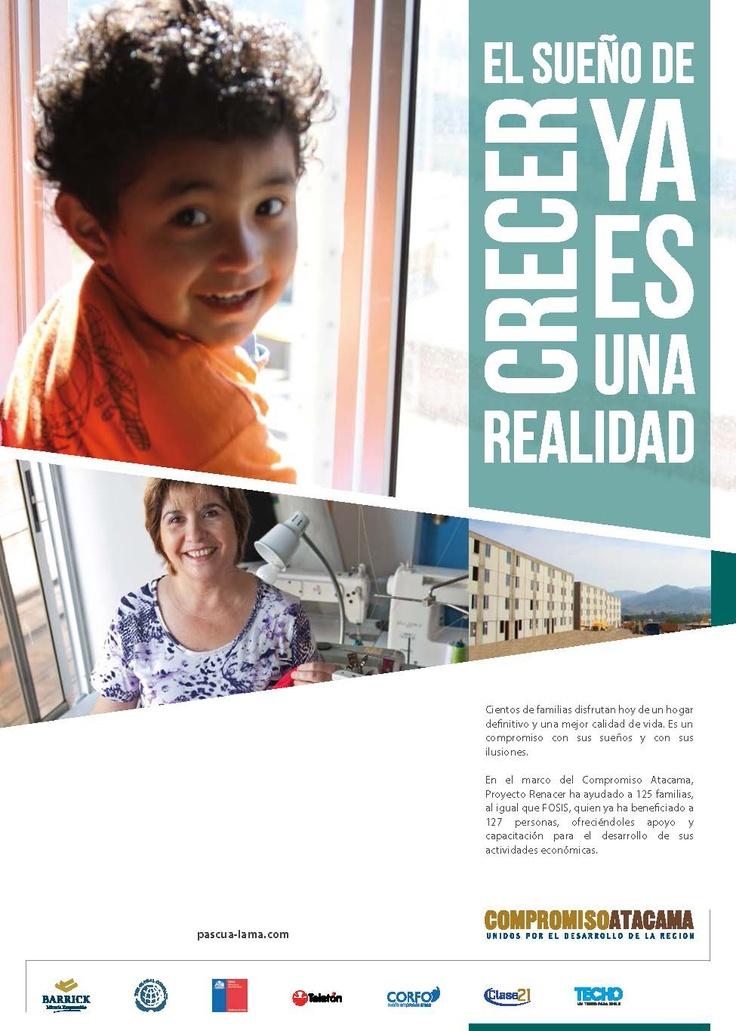 Compromiso Atacama – Fosis - Infografía completa en el sitio de Pascua-Lama http://pascua-lama.com