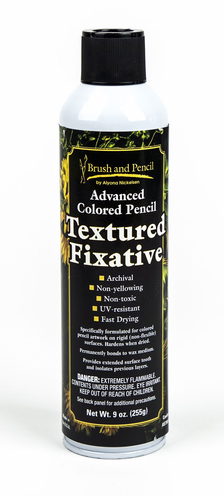 Sherwin williams krylon 0250 sp black truck coating per 6 ea - Not Available For International Shipping Shipping To Continental Us Only Advanced Colored Pencil Textured Fixative