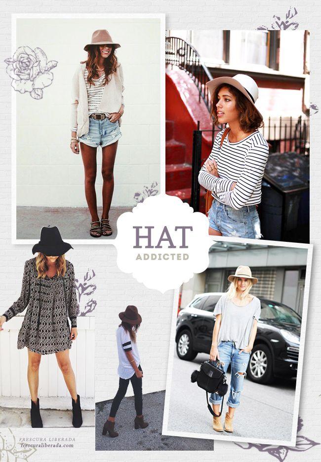 Tô amando: chapéu