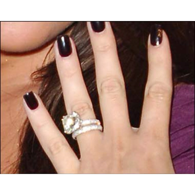 Kardashian Bands: We Love Khloe Kardashian's Engagement Ring. Do You