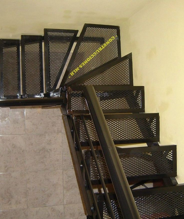 122 best escaleras de metal images on Pinterest | Stairs, Interior ...