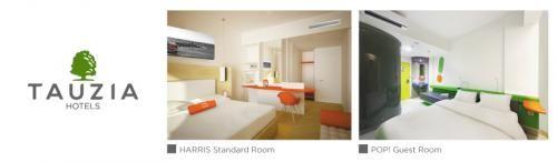 TAUZIA membuka Surabaya Sales Office  TAUZIA Hotel Management, sebuah perusahaan pengelola hotel yang berbasis di Jakarta dan pengelola hotel-hotel dibawah merek HARRIS, POP! dan Managed by TAUZIA, semakin memperkokoh keberadaannya di Indonesia dengan membuka Surabaya Sales Office. Selengkapnya, lihat disini ---> http://agendakota.co.id/read/3586//tauzia+membuka+surabaya+sales+office.html
