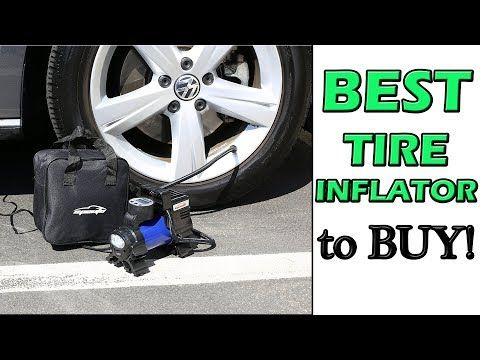 Best Portable Tire Inflator - 2018 Review