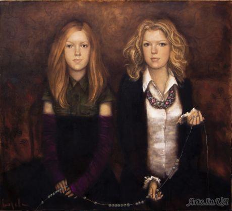 Две сестры - Сюзева Наталья