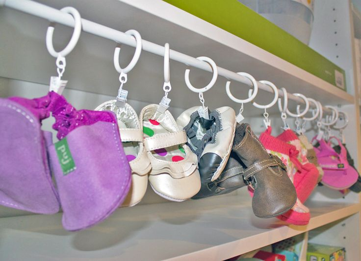 25 best ideas about baby shoe storage on pinterest kids - Ideas for organizing shoes ...